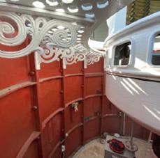Cape Jaffa Lighthouse Museum Maintenance